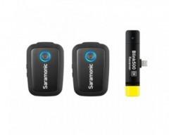 Saramonic Kit Microfono Blink 500 B4 – 2.4 ghz – SISTEMA IOS 2TX-1RX