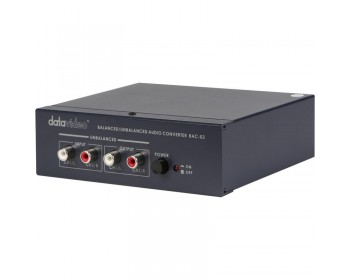 DataVideo BAC-3 Balanced/Unbalanced Audio Converter
