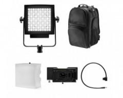 Lupo Actionpack Full Color LED Light Panel Kit
