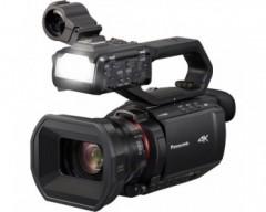 Panasonic AG-CX10 4K Camcorder con NDI/HX Opzionale