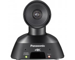 Panasonic AW-UE4KG Wide Angle 4K PTZ Camera with IP Streaming (Black)