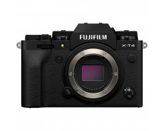 FUJIFILM X-T4 Mirrorless Digital Camera (Body Only)