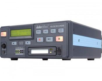 Datavideo HDR-60 HDD Recorder SD/HD-SDI con Removable Drive Bay