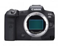 Canon EOS R5 Mirrorless Digital Camera (Solo Corpo)