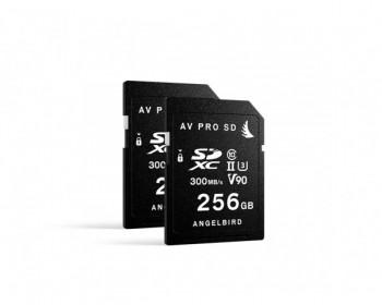 Angelbird AV PRO SD MK2 V90-256GB-2 Pack