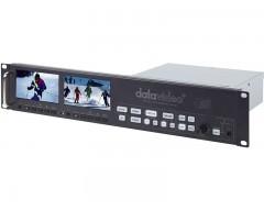 Datavideo VSM100 Vectorscope / Waveform Monitor con 2 Monitor