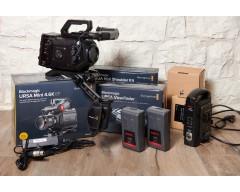 Blackmagic Design URSA Mini 4.6K Kit ( Usato in Ottime Condizioni )