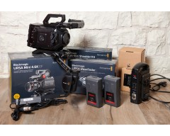 Blackmagic Design URSA Mini 4.6K EF Kit (Used in Excellent Condition)