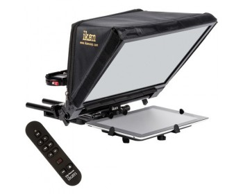 ikan Elite V2 Universal Tablet & iPad Teleprompter with Remote EX-DEMO