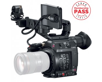 Canon Cinema EOS C200 EF Super 35mm 4K Digital Cinema