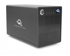 OWC ThunderBay 4 mini RAID Four-Bay External Thunderbolt 3
