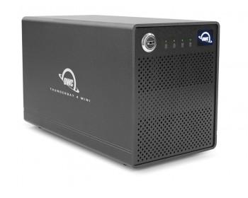 OWC ThunderBay 4 mini RAID Four-Bay External Thunderbolt 3