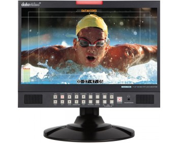 "DataVideo TLM-170 G 17.3"" HD/SD TFT LCD Monitor - Desktop"