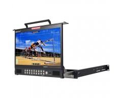 "Datavideo TLM-170PM 17"" LCD Monitor HD/SD-SDI HDMI 3G-SDI 1U"