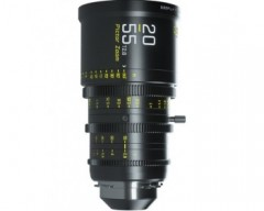 DZOFilm Pictor 20 to 55mm T2.8 Super35 Parfocal Zoom Lens (PL Mount and EF Mount)