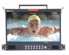 "Datavideo TLM-170LM 17.3"" 3G-SDI FULL HD LCD Monitor - 1U Foldable Rackmount Tray Unit"