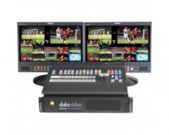 Datavideo SE-2850 - 8 8-Channel HD/SD Digital Video Switcher
