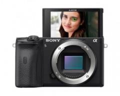 Sony Fotocamera Alpha 6600 premium con APS-C e attacco E (corpo)
