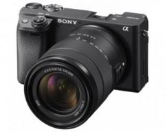Sony Fotocamera Alpha 6400 con obiettivo zoom 18-135 mm