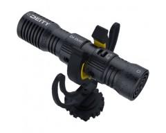 Deity Microphones V-Mic D4 DUO Dual-Capsule Micro Camera-Mount Shotgun Microphone