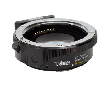 Metabones Canon EF Lens to Fuji X mount T Speed Booster ULTRA 0.71x
