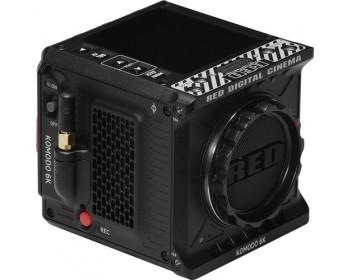 RED DIGITAL CINEMA KOMODO 6K Digital Cinema Camera (Canon RF)