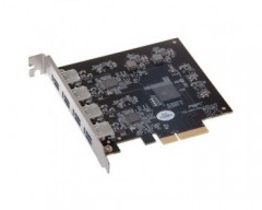 Sonnet Allegro Pro USB-A 3.2 Gen 2 PCIe Card (4 x 10Gb charging ports)