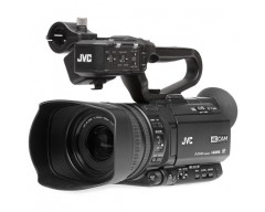 JVC GY-HM250E Handheld 4KCAM Professional 4K Camcorder with live streaming