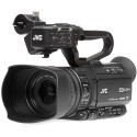 JVC GY-HM250E Handheld 4KCAM Professional 4K Camcorder con live streaming