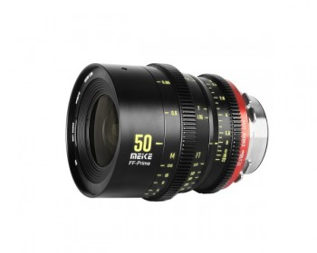 Meike Prime Cinema 50mm T2.1 Lens FF