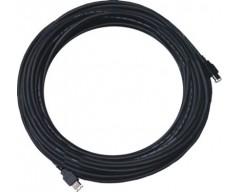 DataVideo DVM-2066 FireWire-Cavo 20m 6 pin