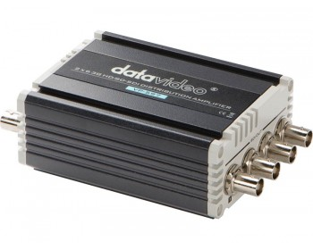 DataVideo VP-597 x6 3G HD/SD-SDI Distribution Amplifier