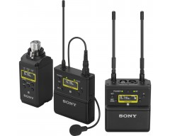 Sony UWP-D16 Integrated Digital Plug-on & Lavalier Combo Wireless Microphone System