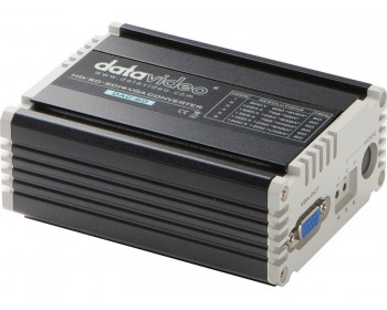 Datavideo DAC-60 SD/HD/3G-SDI to VGA Scaler and Converter