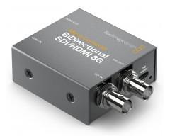 Blackmagic Design Micro Converter BiDirect SDI/HDMI 3G - Con alimentatore
