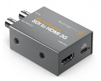 Blackmagic Design Micro Converter SDI to HDMI 3G - Con alimentatore
