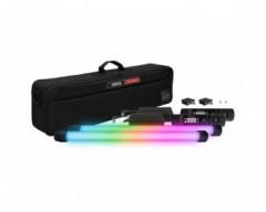 Vibesta Peragos Tube 60C PIXEL (2 Light Kit) Multi-Color RGBW LED Tube Light