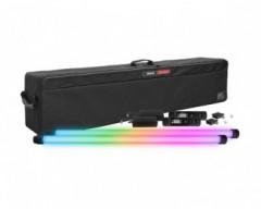 Vibesta Peragos Tube 120C PIXEL (2 Light Kit) Multi-Color RGBW LED Tube Light