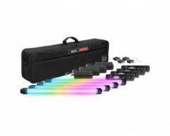 Vibesta Peragos Tube 60C PIXEL (4 Light Kit) Multi-Color RGBW LED Tube Light