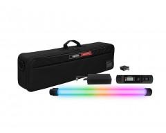Vibesta Peragos Tube 60C PIXEL Multi-Color RGBW LED Tube Light