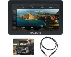 Smallhd FOCUS Pro 3G-SDI Monitor with RED KOMODO Control Kit