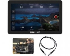 Smallhd FOCUS Pro OLED 3G-SDI Monitor with RED KOMODO Control Kit