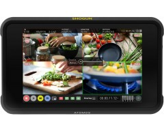 Atomos Shogun 7 HDR Pro Monitor Recorder Switcher