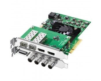 Blackmagic DeckLink 4K Extreme 12G Capture e Playback Card, SD/HD /2K/4K 3D