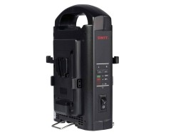Swit SC-302S 2-Channel Sequential V-Mount Charger