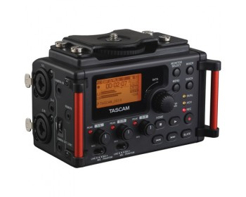 Tascam DR-60DmkII 4-Channel Portable Recorder per DSLR