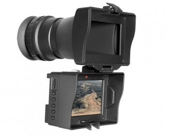 "F&V SpectraHD 4 EVF Kit incl. Loupe Monitor 4.3"" HDMI/SDI HD (1280x720)"