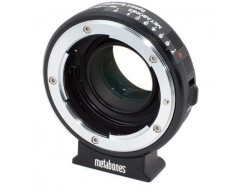 Metabones Nikon G to BMCC Speed Booster - Adapts Nikon G Lenses per Blackmagic Cinema Camera (SPNFG-BMCC-BM1)