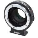 Metabones Nikon G to BMCC Speed Booster - Adapts Nikon G Lenses per Blackmagic Cinema Camera (SPNFG-BMCC-BM1)