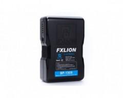 Fxlion BP-130S Cool Black V mount Battery 14.8V,9.0Ah/130Wh, with USB output 5V/2A.